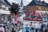 Toon Aerts (BEL/Telenet Lions) with a escape attempt<br /> <br /> Heistse Pijl 2020<br /> One Day Race: Heist-op-den-Berg > Heist-op-den-Berg 190km  (UCI 1.1)<br /> ©kramon