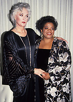 Bea Arthur Nell Carter 1990s Photo by Adam Scull-PHOTOlink.net