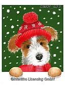 Kate, CHRISTMAS ANIMALS, WEIHNACHTEN TIERE, NAVIDAD ANIMALES, paintings+++++,GBKM633,#xa#