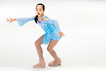 Wan Yun Qu of China competes during the Asian Junior Figure Skating Challenge Hong Kong 2016 at Kowloon Tong's Festival Walk Glacier on 03 October 2016, in Hong Kong, China. Photo by Marcio Machado / Power Sport Images