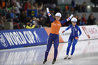 SPEEDSKATING: SALT LAKE CITY: Utah Olympic Oval, 10-03-2019, ISU World Cup Finals, Mass Start Ladies, Irene Schouten (NED), ©Martin de Jong