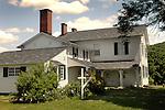 French Azilum Historic Site.John LaPorte House 1836.