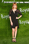 """Natalia de Molina attend the photocall of the Premiere of the movie """"Boyhood"""" at the Cineteca in Madrid, Spain. September 09, 2014. (ALTERPHOTOS/Carlos Dafonte)"""