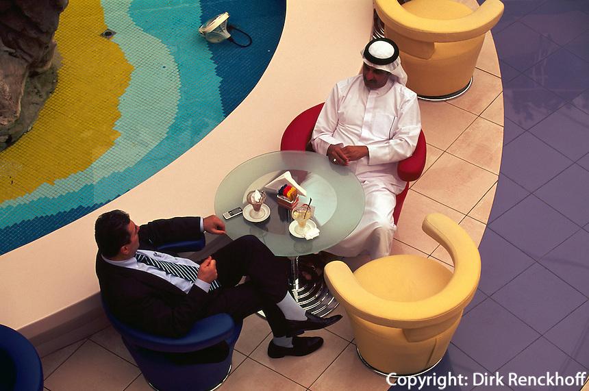 Einkaufszentrum Marina Mall, Abu Dhabi, Vereinigte arabische Emirate (VAE, UAE)