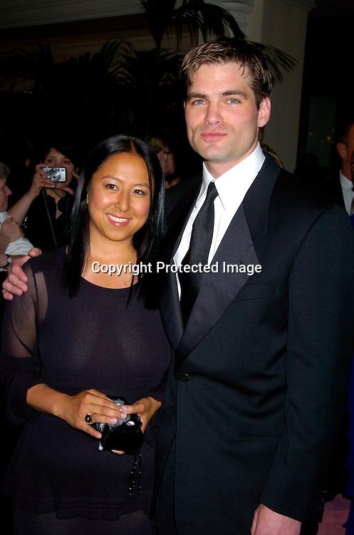 Daniel Cosgrove and wife Marie