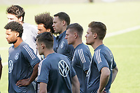 Toni Kroos (Deutschland Germany) wieder bei der Mannschaft - Innsbruck 01.06.2021: Abschlusstraining Deutsche Nationalmannschaft