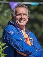 Hilversum, Netherlands, August 10, 2016, National Junior Championships, NJK, Alex Rijnders, coach KNLTB<br /> Photo: Tennisimages/Henk Koster