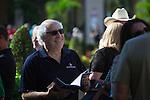 January 16, 2016: Scenes from Sunshine Millions day at Gulfstream Park, Hallandale Beach (FL). Arron Haggart/ESW/CSM