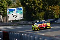 #57 KESSEL RACING (CHE) - FERRARI F488 GTE EVO - LMGTE AM - TAKESHI KIMURA (JPN) / SCOTT ANDREWS (AUS) / MIKKEL JENSEN (DNK)