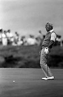 Pix:Michael Steele/SWpix...Golf. British Open, St.Andrews, 1989...COPYRIGHT PICTURE>>SIMON WILKINSON..Arnold Palmer.
