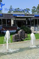 Hotel Jurmala Spa in Jurmala-Majori, Lettland, Europa