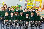 Miss Mulligan's junior infant class in Firies NS.