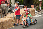 Amador City's annual Downhill Extravaganza