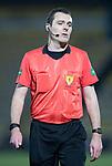 Livingston v St Johnstone…..22.01.20   Toni Macaroni Arena   SPFL<br />Referee Euan Anderson<br />Picture by Graeme Hart.<br />Copyright Perthshire Picture Agency<br />Tel: 01738 623350  Mobile: 07990 594431