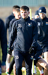 St Johnstone Training…19.12.18<br />Matty Kennedy pictured during training at McDiarmid Park ahead of Sunday's game against Rangers<br />Picture by Graeme Hart.<br />Copyright Perthshire Picture Agency<br />Tel: 01738 623350  Mobile: 07990 594431