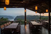 Deck, Tufi, Cape Nelson, Oro Province, Papua New Guinea