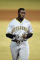 Josh Harrison - Mesa Solar Sox - 2010 Arizona Fall League.Photo by:  Bill Mitchell/Four Seam Images..