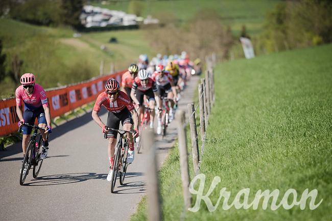 Michael Matthews (AUS/Sunweb) up the Keutenberg<br /> <br /> 54th Amstel Gold Race 2019 (1.UWT)<br /> One day race from Maastricht to Berg en Terblijt (NED/266km)<br /> <br /> ©kramon