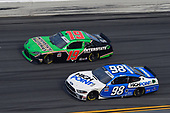 #98: Chase Briscoe, Stewart-Haas Racing, Ford Mustang HighPoint.com,#19: Brandon Jones, Joe Gibbs Racing, Toyota Supra Interstate Batteries