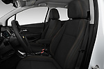 Front seat view of 2018 Chevrolet Trax LS 5 Door SUV Front Seat  car photos