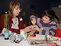14/12/2010   Copyright  Pic : Lisa Ferguson / JSP.006_christmas_seminar_2010  .::  FALKIRK COUNCIL ::  LITTER STRATEGY :: CHRISTMAS SEMINAR 2010 :: CHRISTMAS DECORATIONS ARE MADE FROM LITTER ::.
