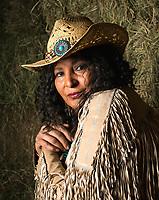 Pam Grier Portrait
