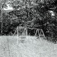 Old child's playground<br />