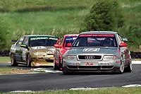 1998 British Touring Car Championship. #12 Yvan Muller (FRA). Audi Sport UK. Audi A4.