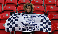 Preston North End fans before the kick-off <br /> <br /> Photographer Stephen White/CameraSport<br /> <br /> The EFL Sky Bet Championship - Stoke City v Preston North End - Saturday 26th January 2019 - bet365 Stadium - Stoke-on-Trent<br /> <br /> World Copyright © 2019 CameraSport. All rights reserved. 43 Linden Ave. Countesthorpe. Leicester. England. LE8 5PG - Tel: +44 (0) 116 277 4147 - admin@camerasport.com - www.camerasport.com<br /> <br /> Photographer Stephen White/CameraSport<br /> <br /> The EFL Sky Bet Championship - Stoke City v Preston North End - Saturday 26th January 2019 - bet365 Stadium - Stoke-on-Trent<br /> <br /> World Copyright © 2019 CameraSport. All rights reserved. 43 Linden Ave. Countesthorpe. Leicester. England. LE8 5PG - Tel: +44 (0) 116 277 4147 - admin@camerasport.com - www.camerasport.com