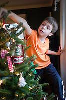 Christmas Tree Decorating 2015