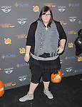 Ashley Fink  at 3rd Annual Los Angeles Haunted Hayride held at Griffith Park, Old Zoo in Los Angeles, California on October 09,2011                                                                               © 2011 Hollywood Press Agency