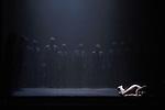 ELEGIE<br /> <br /> Chorégraphie Olivier Dubois<br /> Assistant à la création Cyril Accorsi<br /> Musique Élégie WWV93 en la bémol, Richard Wagner<br /> Composition originale François Caffenne<br /> Création lumière Patrick Riou<br /> Interprétation Ballet National de Marseille<br /> Création 2013 pour le Ballet National de Marseille, dans le cadre d'Août en Danse, temps fort de Marseille-Provence 2013<br /> Cadre :  Rencontres chorégraphiques de Seine Saint Denis<br /> Lieu : MC93<br /> Ville : Bobigny<br /> Date : 06/05/2014