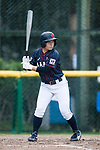 #5 Hiruta Natsuki of Japan bats during the BFA Women's Baseball Asian Cup match between Pakistan and Japan at Sai Tso Wan Recreation Ground on September 4, 2017 in Hong Kong. Photo by Marcio Rodrigo Machado / Power Sport Images