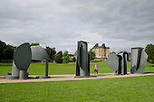 Promenade, by Anthony Caro, Yorkshire Sculpture Park, Wakefield.
