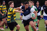 180505 College Rugby - Manawatu Secondary Schools Premier Grading