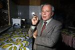 """ACHILLE BONITO OLIVA<br /> FESTA """"L'ALTRA EDICOLA"""" GILDA CLUB ROMA 1996"""