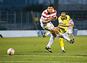 29/01/2011   Copyright  Pic : James Stewart.sct_jsp020_st_mirren_v_dundee_utd  .:: MEHDI TAOUIL TOWARDS GOAL ::.James Stewart Photography 19 Carronlea Drive, Falkirk. FK2 8DN      Vat Reg No. 607 6932 25.Telephone      : +44 (0)1324 570291 .Mobile              : +44 (0)7721 416997.E-mail  :  jim@jspa.co.uk.If you require further information then contact Jim Stewart on any of the numbers above.........