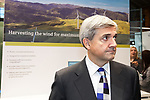 © Joel Goodman - 07973 332324  . 26/10/2011 . Manchester, UK . CHRIS HUHNE at the RenewableUK Energy Conference at the Manchester Central Convention Centre . Photo credit: Joel Goodman