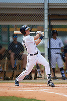 Detroit Tigers Ulrich Bojarski (30) at bat during an Instructional League instrasquad game on September 20, 2019 at Tigertown in Lakeland, Florida.  (Mike Janes/Four Seam Images)