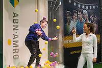 ABN AMRO World Tennis Tournament, Rotterdam, The Netherlands, 13 februari, 2017,  <br /> Photo: Henk Koster