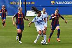 Liga IBERDROLA. Game 16.<br /> FC Barcelona vs UDG Tenerife Egatesa: 6-1.<br /> Alexia Putellas, Paola Hernandez & Vicky Losada.