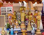 Buddha statue at Wat Botum