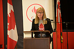 Karen O'Neill, Toronto 2015.<br /> Canadian Paralympic Committee visit Fairlawn PS in Brampton to celebrate Paralympic Schools Week // Le Comité paralympique canadien visite Fairlawn PS à Brampton pour célébrer la Semaine paralympique des écoles. 05/08/2015.