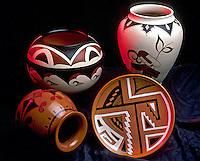 Cerâmica indígena. Foto: Daniel Augusto Jr.