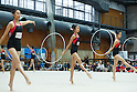 Rhythmic Gymnastics tryout