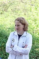 Melanie Behringer<br /> Pressegespraech mit Melanie Behringer, Famire Bajramaj und Linda Bresonik *** Local Caption *** Foto ist honorarpflichtig! zzgl. gesetzl. MwSt. Auf Anfrage in hoeherer Qualitaet/Aufloesung. Belegexemplar an: Marc Schueler, Am Ziegelfalltor 4, 64625 Bensheim, Tel. +49 (0) 151 11 65 49 88, www.gameday-mediaservices.de. Email: marc.schueler@gameday-mediaservices.de, Bankverbindung: Volksbank Bergstrasse, Kto.: 151297, BLZ: 50960101