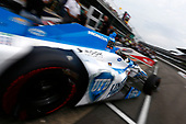 Verizon IndyCar Series<br /> Indianapolis 500 Qualifying<br /> Indianapolis Motor Speedway, Indianapolis, IN USA<br /> Saturday 20 May 2017<br /> Marco Andretti, Andretti Autosport with Yarrow Honda<br /> World Copyright: Phillip Abbott<br /> LAT Images<br /> ref: Digital Image abbott_IndyQ-0517_19518