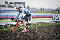 UCI 2021 Cyclocross World Championships - Ostend, Belgium<br /> <br /> U23 Men's Race<br /> <br /> ©kramon