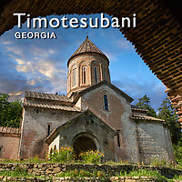 Pictures & Images of Timotesubani Church of the Holy Dormition (Assumption), Georgia (country) -