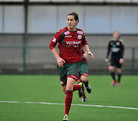 Dames Zulte - Waregem - RSC Anderlecht : Helene Delebarre .foto DAVID CATRY / VROUWENTEAM.BE